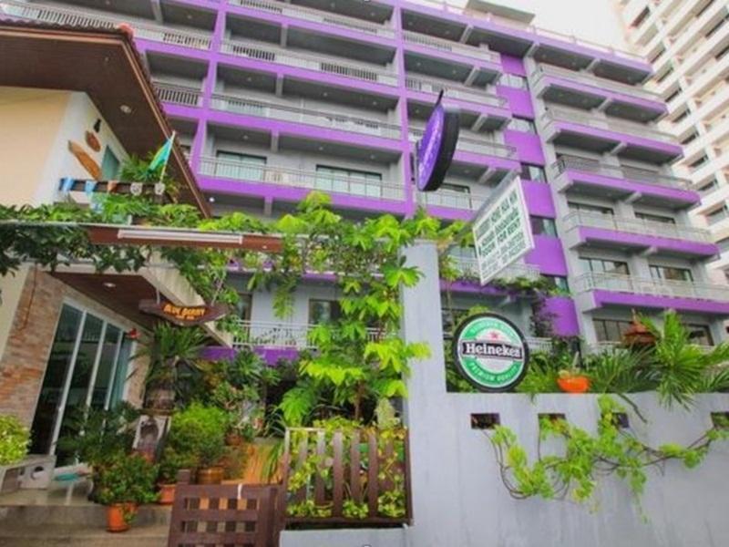 โรงแรมบลูเบอรี่ หัวหิน - Blueberry Hua Hin Hotel