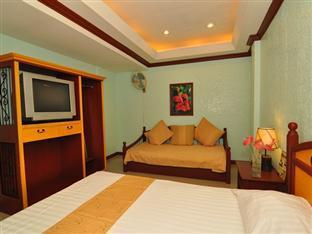 Idea Pension House Bohol - Chambre