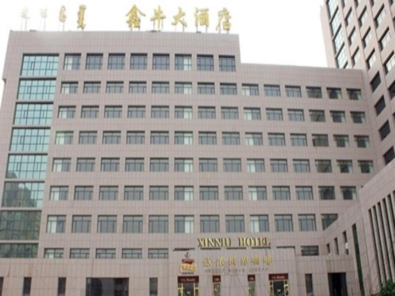 Erdos Xinniu Hotel Ordos China