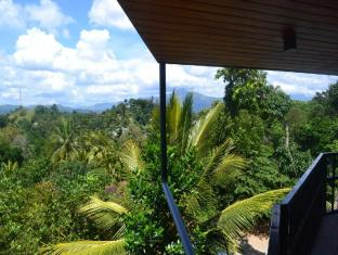 Blue Haven Guest House Kandy - View from the Top Floor