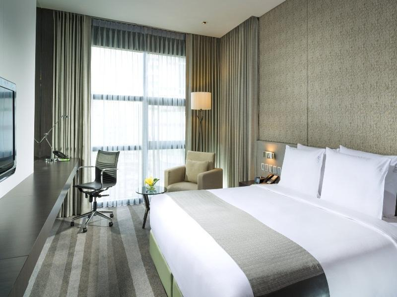 【Sukhumvit Hotel】ホリデイ イン バンコク スクンビット 22(Holiday Inn Bangkok Sukhumvit 22)