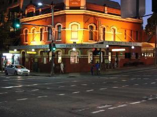 Hotell Glasgow Arms Hotel  i Sydney, Australien