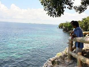 Alexis Cliff Dive Resort Panglao Island - נוף