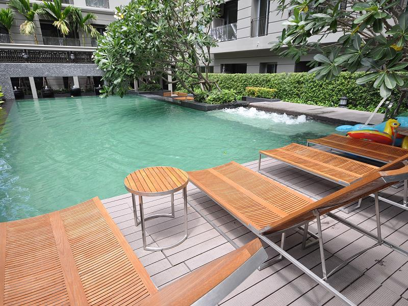 1-Bed Apartment at National Stadium BTS Station,1-Bed Apartment / Siam / BTS / Wi-Fi / FREE Airport Pick-up