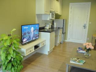 1-Bed Apartment at National Stadium BTS Station Bangkok - 1 Bedroom Deluxe