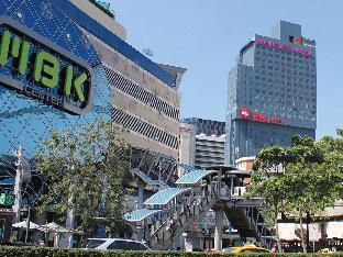 Logo/Picture:Mercure Bangkok Siam Hotel