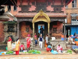 Khwapa Chhen Restaurant and Guest House Bhaktapur - Local Street Market