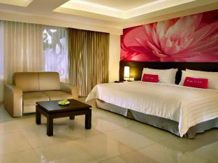 費芙庫塔旁道酒店 峇里 - 客房