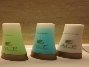 Ace Hotel & Suites Manila - Toiletries