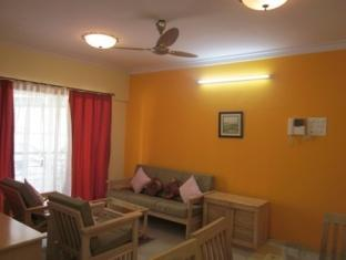 Humming Bird - Sagar Heights Apartment Mumbai - Gjesterom