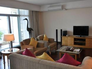 Indochine Park Tower Serviced Apartment Ho Chi Minh City - Guest Room