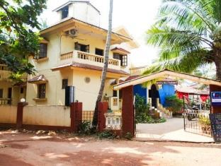 Sifrazhed's Beach Retreat Nord Goa - Utsiden av hotellet