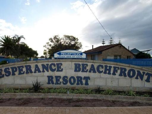 Esperance Beachfront Resort Esperance takes PayPal