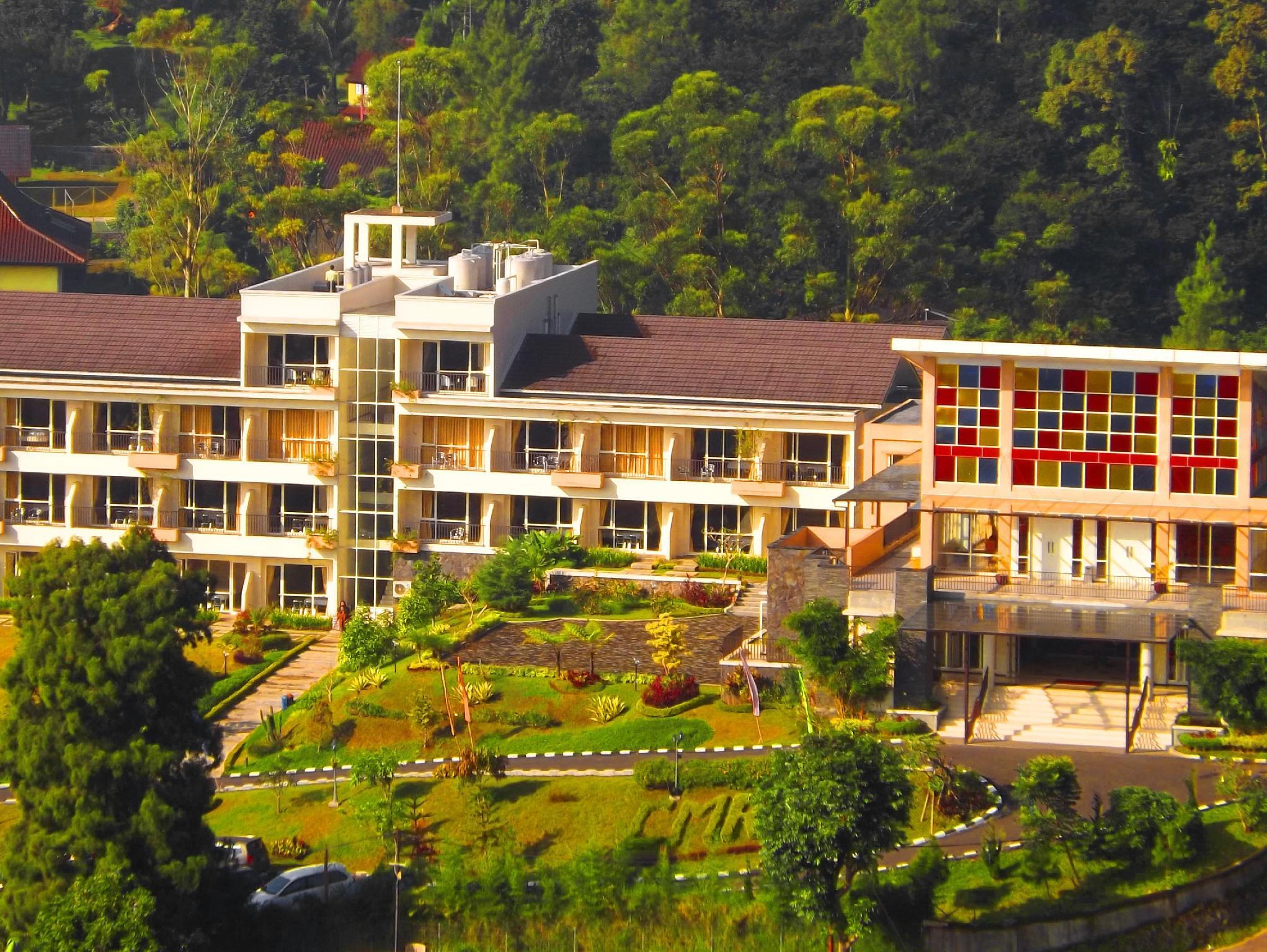 Casa Monte Rosa Puncak