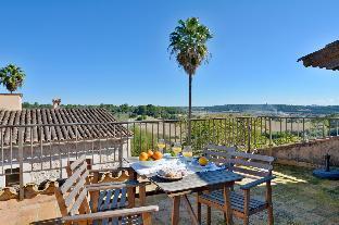 34 Mallorca town house with terrace sleep 6pax