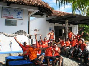 Dolphin-House Resort-SPA-Diving Moalboal - Oprema