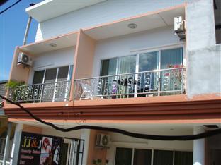 JJ&J Patong Beach Hotel Phuket - Hotellet från utsidan