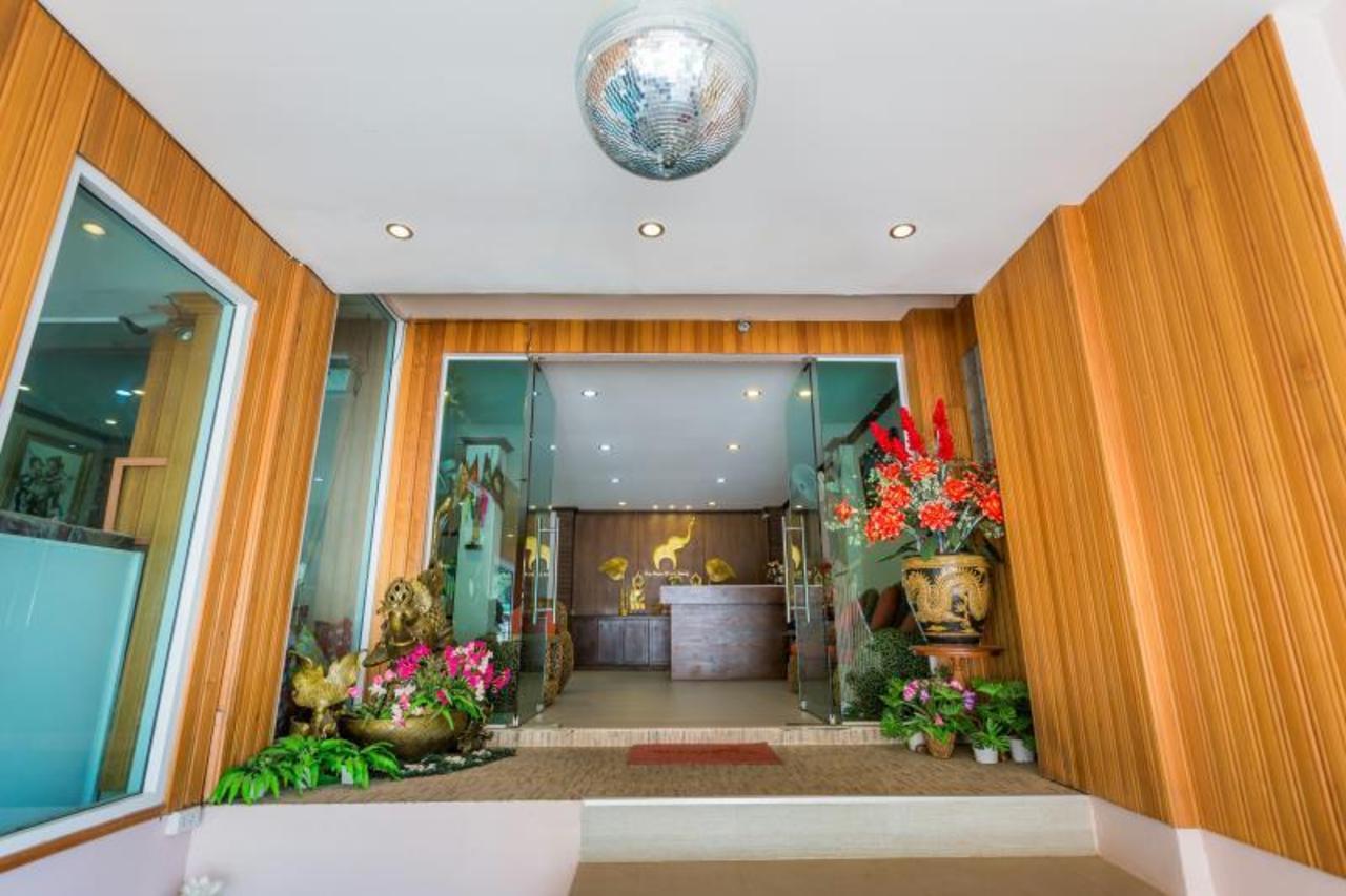 โรงแรมเดอะ ไนน์ แอท อ่าวนาง (The Nine Hotel @ Ao Nang)