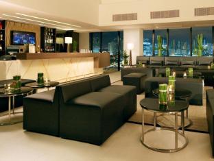 Philippines Hotel Accommodation Cheap | Seda Bonifacio Global City Manila - Straight Up Roof Deck Bar