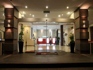 360 Xpress Citycenter Budget Boutique Hotel Kuching - Bejárat