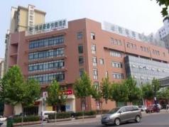 GreenTree Inn Hefei Silihe Road Shuimu Spring City Express Hotel, Hefei