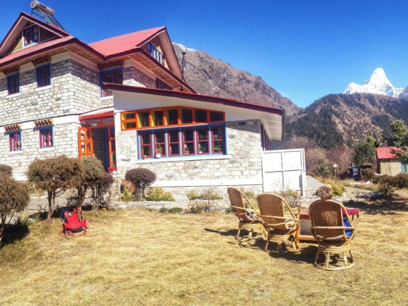Everest Region (Nepal) Nepal  city photo : Everest Summit Lodge Tashinga Everest Region Nepal , Nepal: Agoda ...