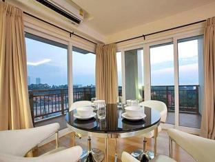 Emerald Palace - Serviced Apartment Pattaya - Guest Room