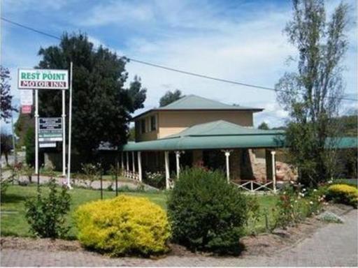 Rest Point Motor Inn PayPal Hotel Glen Innes