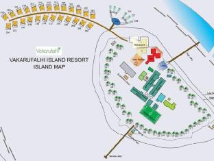 Vakarufalhi Island Resort Maldives Islands - Floor Plans