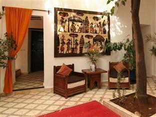 Riad Villa Mouassine Marrakesh - Hotel interieur
