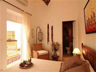 Riad Villa Mouassine Marrakesh - Gastenkamer