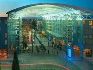 Kempinski Hotel Airport München Múnich - Exterior del hotel