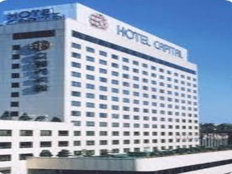 South Korea-캐피탈 이태원 호텔 (Capital Itaewon Hotel)