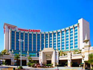 room of Crowne Plaza Los Angeles-Commerce Casino
