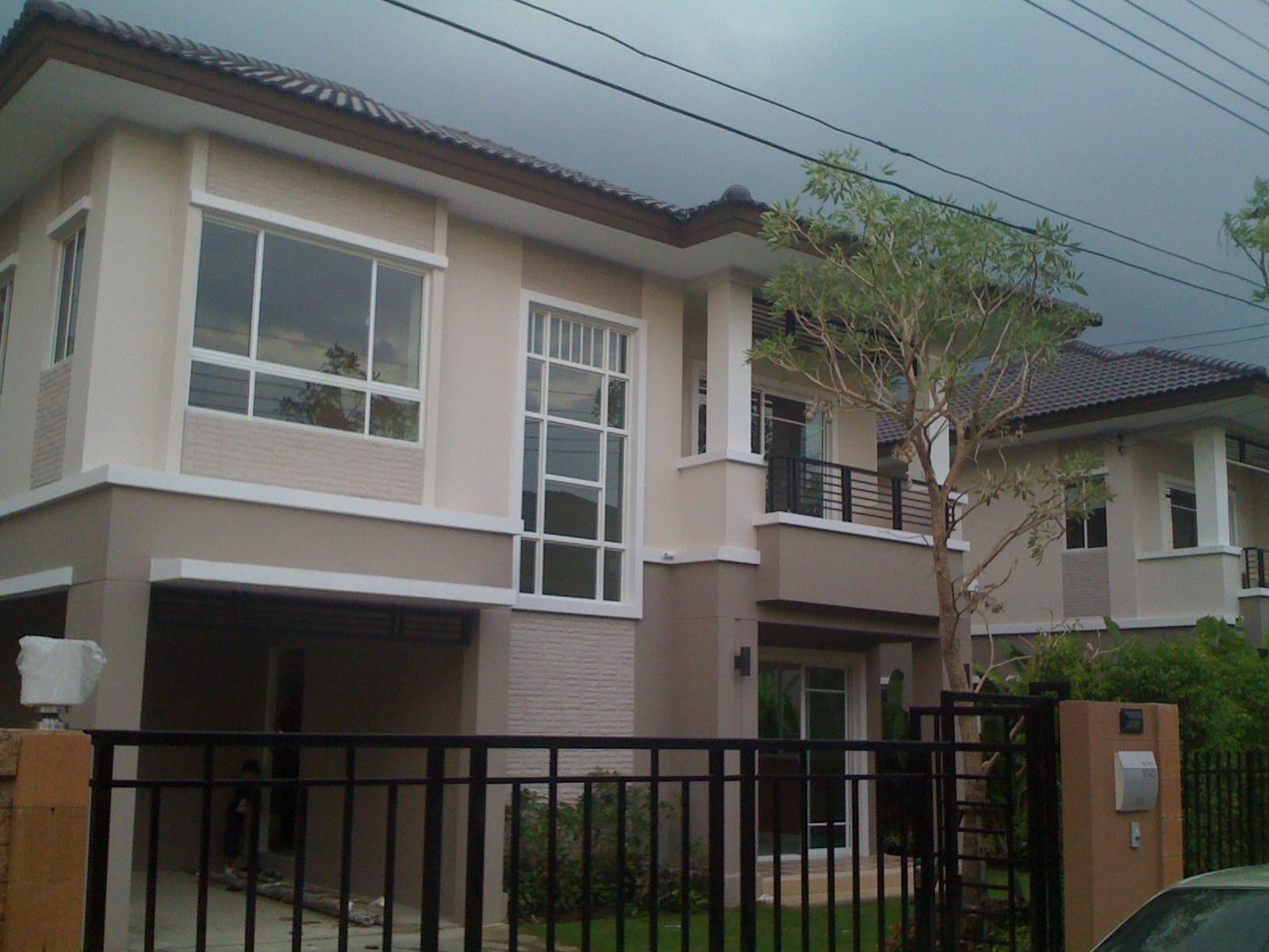 House for rent at Nonthaburi Thailand