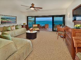 room of Napili Kai Beach Resort