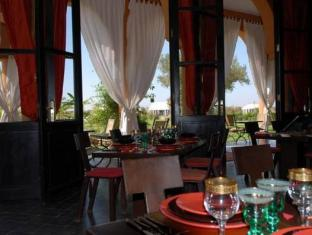 Les Jardins d Issil Bed and Breakfast Marrakech - Restaurant