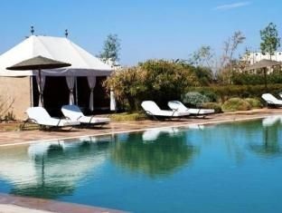 Les Jardins d Issil Bed and Breakfast Marrakech - Swimmingpool
