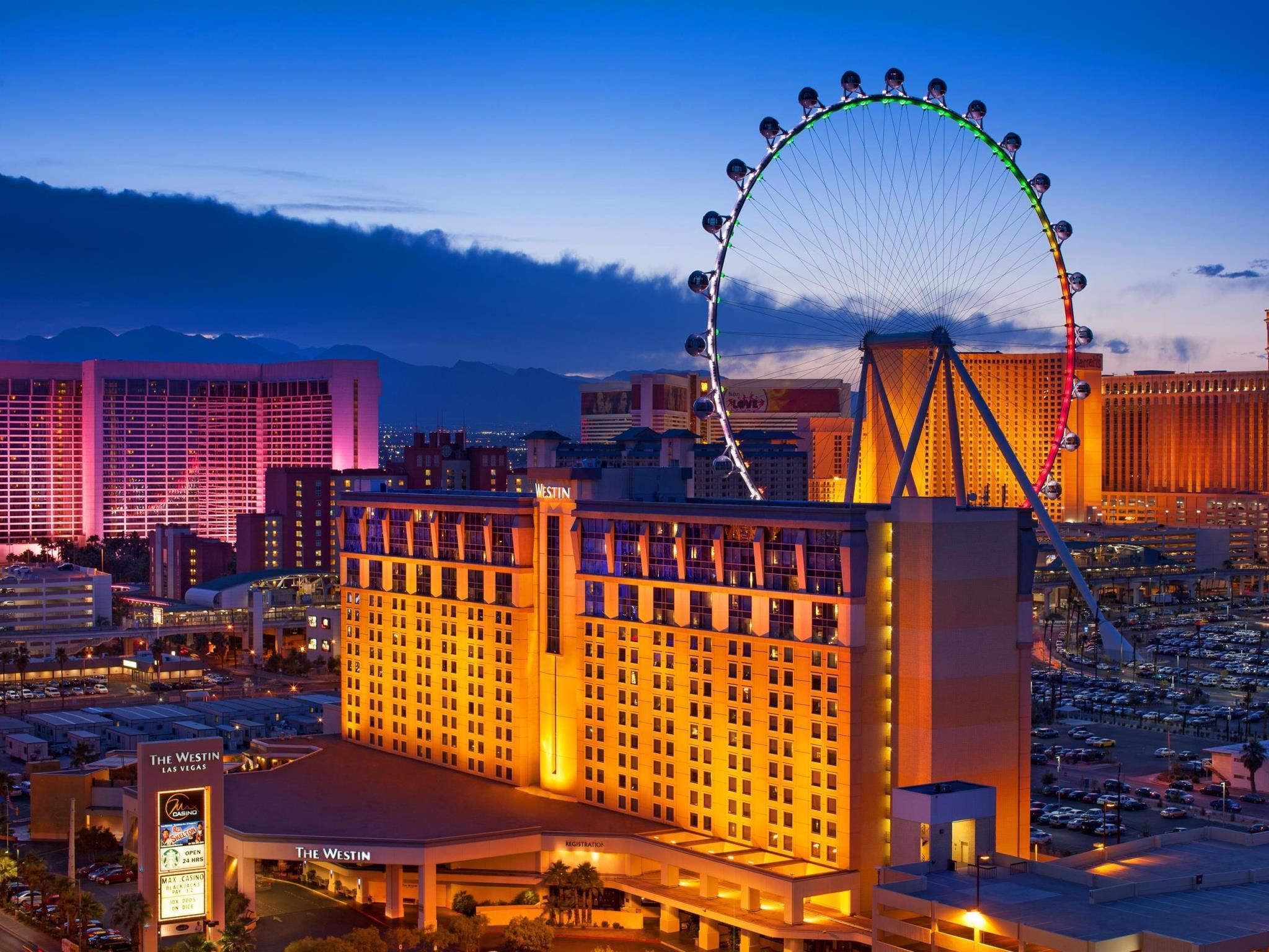 The Westin Las Vegas Hotel & Spa image