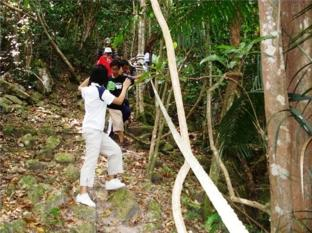 Sibu Island Resort Mersing - Jungle Trekking