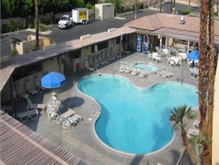 Interior Vagabond Inn Palm Springs