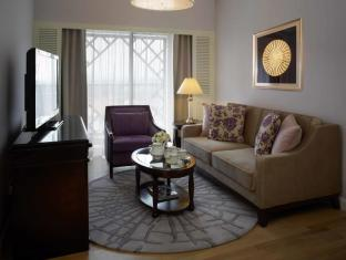 Ambassador Row Hotel Suites by Lanson Place Kuala Lumpur - Living Area