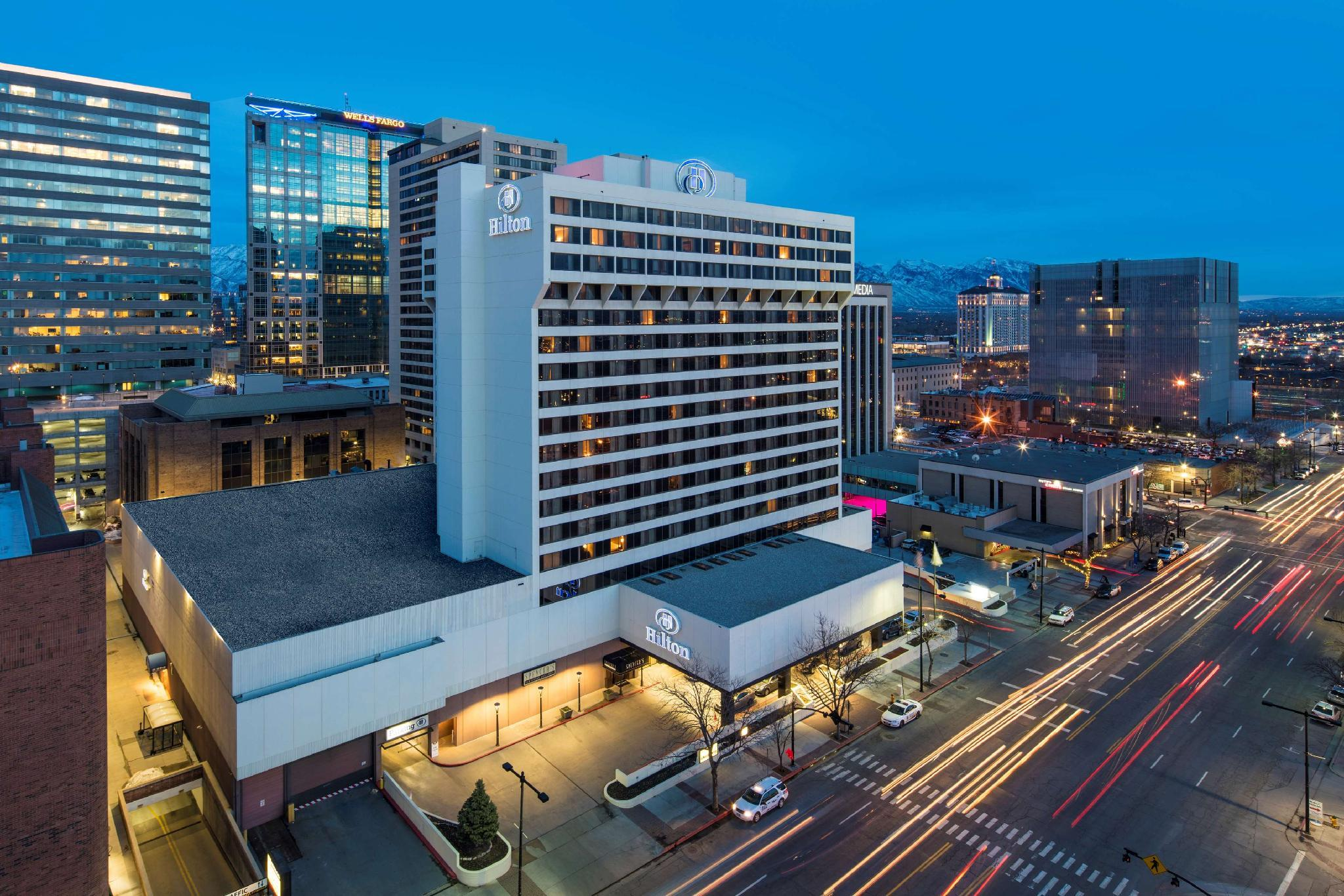 Hilton Salt Lake City Center image