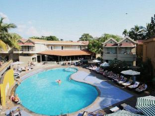 Whispering Palms Beach Resort Nord Goa - Hotel Aussenansicht