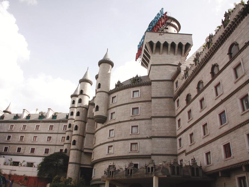 Amrutha Castle Hotel Hyderabad