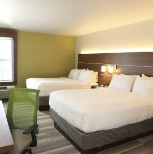 Interior Holiday Inn Express Phoenix-Airport/University Drive
