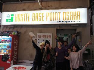 [Osaka Guest house]Hostel Base Point Osaka