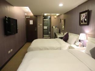 If Inn Taipeh - Gästezimmer