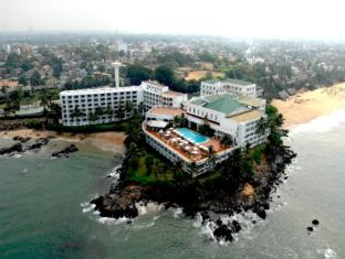 Mount Lavinia Hotel Colombo - Hotel Areal View