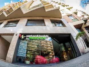 Sant Jordi Sagrada Familia Hostel PayPal Hotel Barcelona